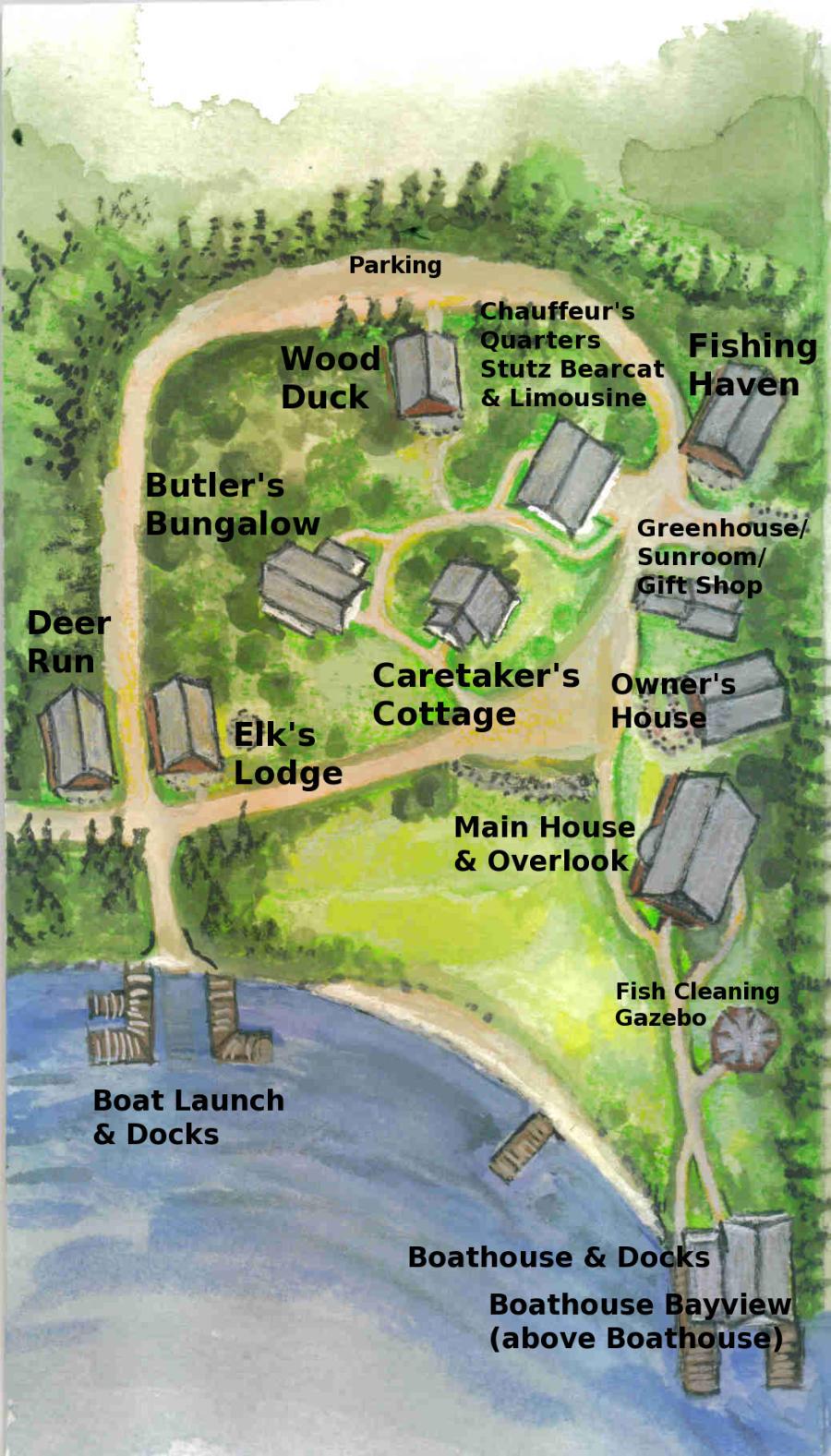 Lake Vermillion Minnesota Map.Pike Bay Lodge Lake Vermilion Tower Minnesota Stay Here All